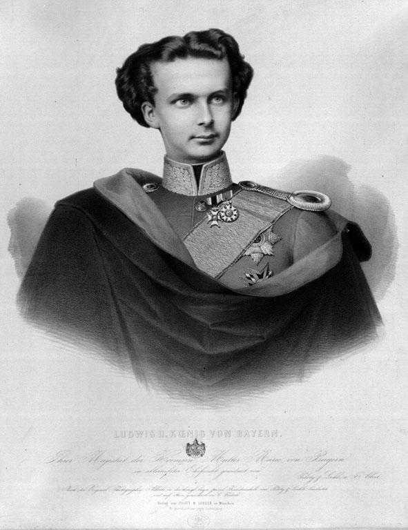 http://commons.wikimedia.org/wiki/File:Ludwig_II.jpg