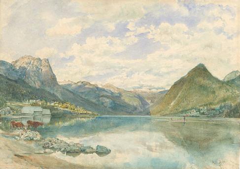 http://upload.wikimedia.org/wikipedia/commons/6/6c/Rudolf_von_Alt_Gebirgslandschaft_mit_dem_Grundlsee.jpg